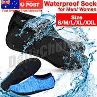 Unisex Water Shoes Slip On Aqua Socks Diving Wetsuit Non-slip Swimming Beach TH