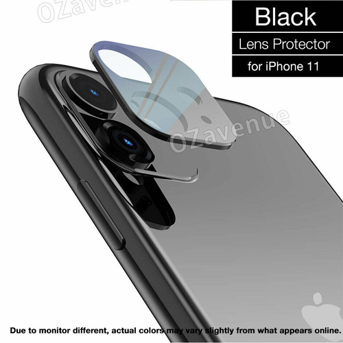 Full Cover Film For iPhone 11 Pro MAX Titanium Alloy Camera Lens Flash Protector